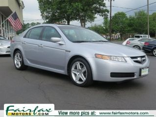 2004 Acura TL Mileage: 156,921 miles Location: Fairfax, VA Exterior: Silver Interior: Black $6,850