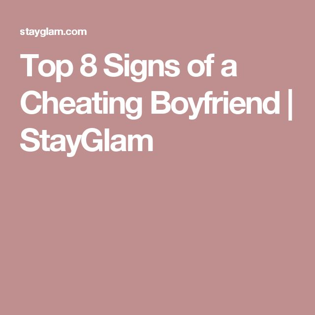 signs of a lying girlfriend