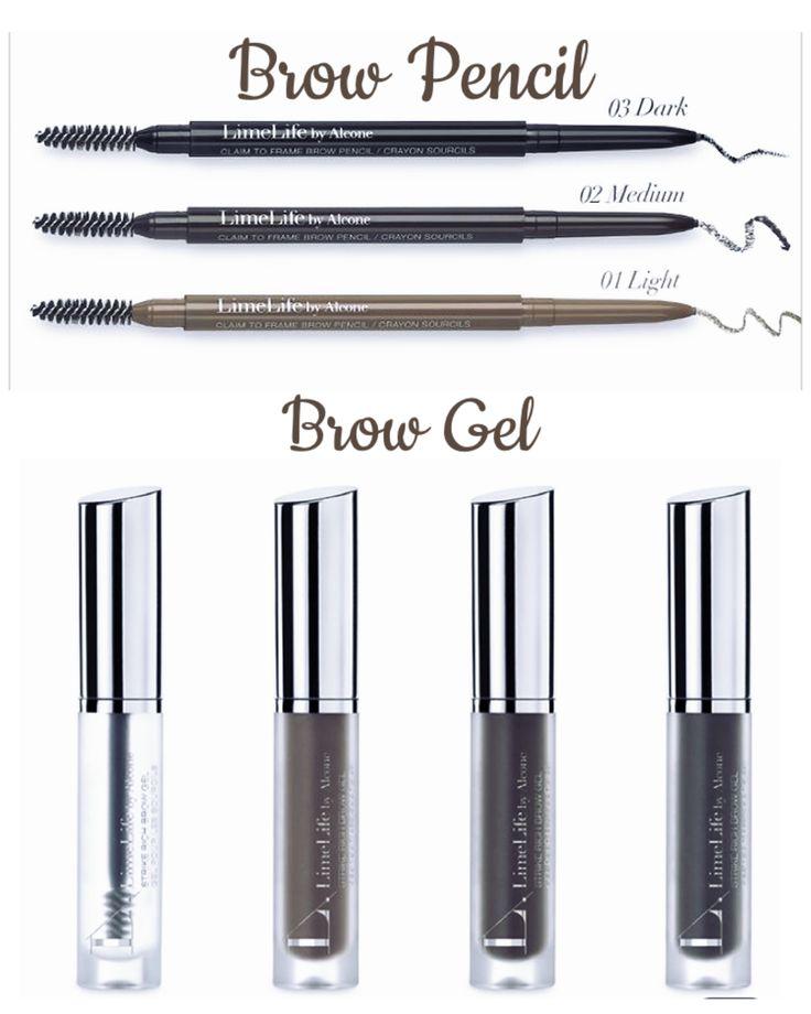 Brow pencil brow gel limelife brow gel eyebrow gel