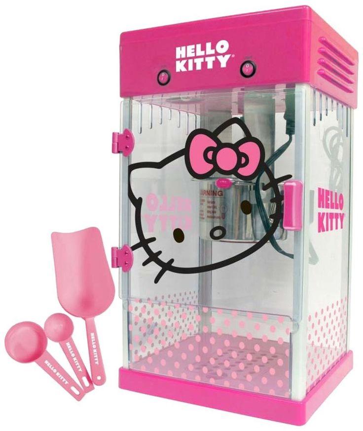 Hello Kitty Pink Refrigerator | Hello Kitty Kitchen Appliances Are Taking Over (PHOTOS, VIDEO)