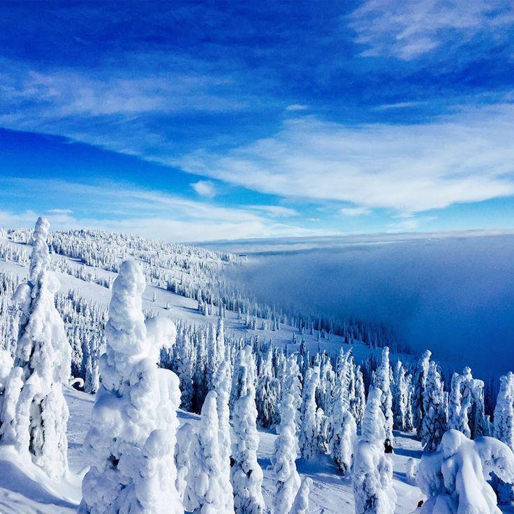 Always Spectacular Big White - the Okanagan's Powder Paradise
