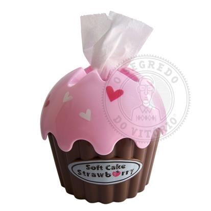 Cupcake tissue holder, I have the blueberry one!