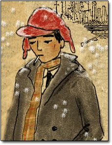 "an analysis of the character of holden caulfield in the catcher in the rye Holden caulfield, the character analysis holden adores many of the characters in the book the main character of ""catcher in the rye""."