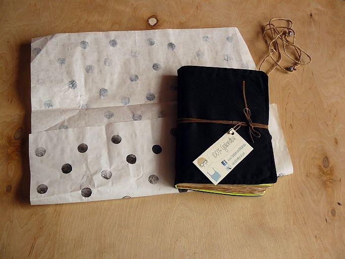 Notebook handmade. 100% Gabridou. (Marysza)
