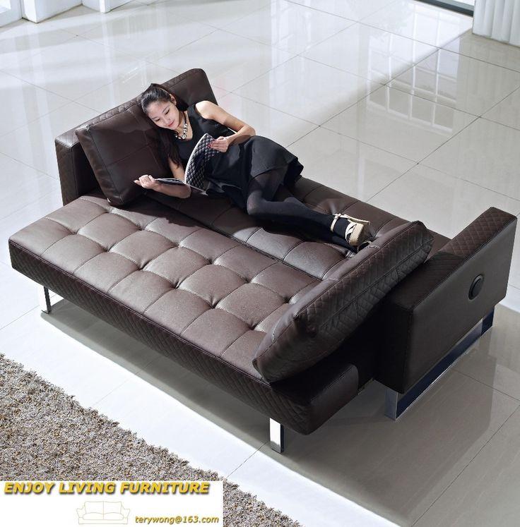2016 Estilo Europeu Três Assento Do Sofá Poltrona Cama Moderna No Sofás de tecido Direto Da Fábrica Para a Sala de estar New Sofá Funcional camas(China (Mainland))