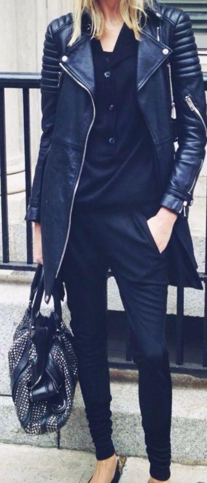Long-leather-jacket