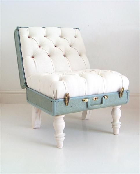 SUT KUTUSU Suitcase Chair
