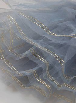 Periwinkle tulle