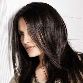 hair color brun brunette - Coloration Chatain Cendr