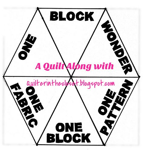 Cutting and piecing tips - One Block Wonder Quilt Along - Quilter in the Closet
