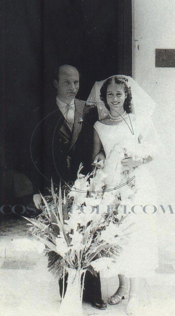 Ellie Lambeti & Marios Ploritis (August 19, 1950):