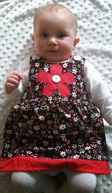 Owl Crazy Mummy - Our journey through parenthood: Little Dot dress **REVIEW**  My little girl got sent a lovely new dress, Handmade by the lovely Sophie Allen from LittleDOT you can check out our full review at http://owlcrazymummy.blogspot.co.uk/2014/11/little-dot-dress-review.html