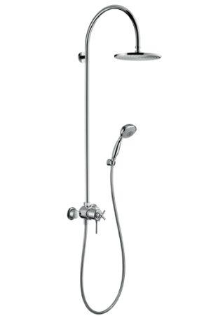 New Basement Shower Faucets