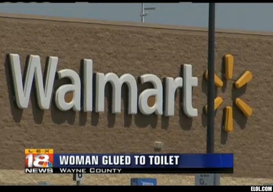 Meanwhile, in Walmart...