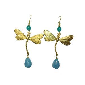 Guendalina Bottega Creativa Libellula Angelite