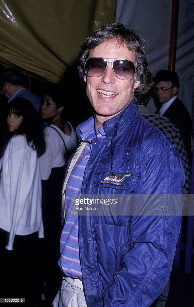 Richard Chamberlain during Richard Chamberlain Sighting at Le Cirque du Soleil…