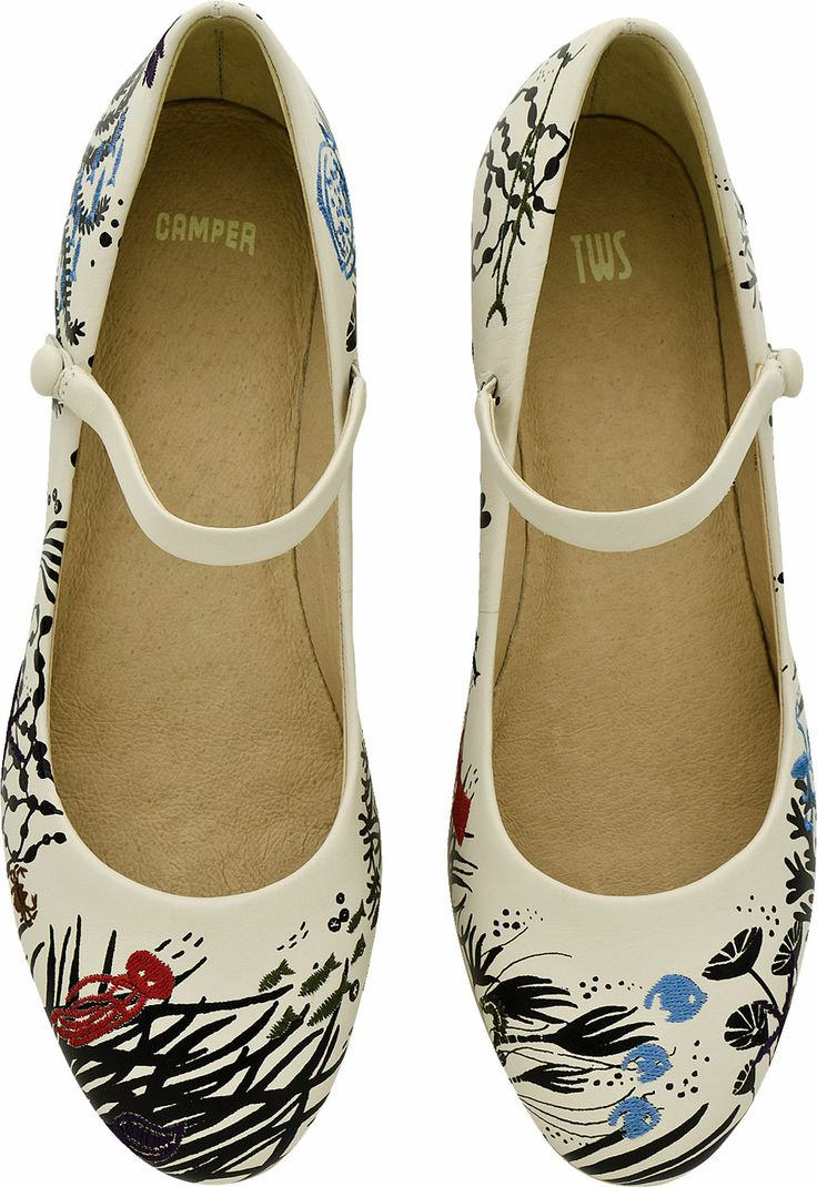 Camper Twins 21637 Women's Mary Janes