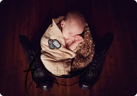 #army #military #newborn grace_bellew