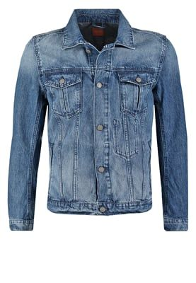 BOSS Orange GLASGOW - Denim jacket - bright blue for £180.00 (23/03/16) with free delivery at Zalando