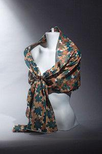 Creative Company | 50 Silk Scarves: Feng shui urban camouflage