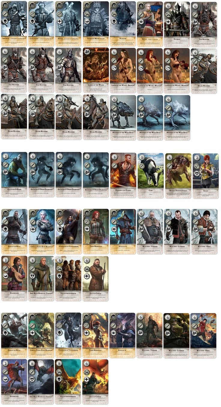 Astounding image intended for printable gwent cards