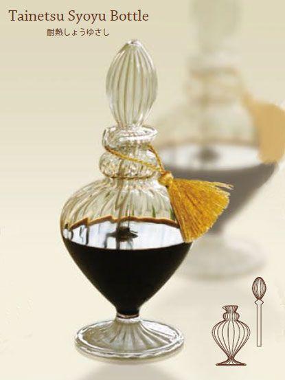 【Pompadour】しょうゆさし/醤油さし/ 耐熱ガラス/ポンパドール/パフューム/Perfume/香水瓶【楽天市場】