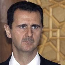 Presidente de Siria.