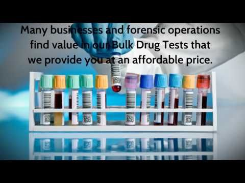 At drugtestingforless.com we work with manufacturers directly to bring you the lowest prices on quality tests. We urge you to shop around and compare prices - you won't find a better deal on comparable products.