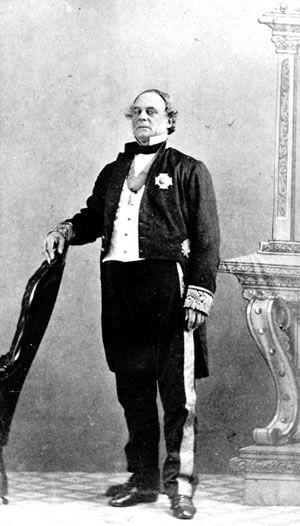 Sir James Douglas 1863