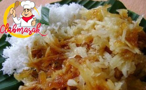 Resep Sawut Singkong, Resep Jamuan, Club Masak