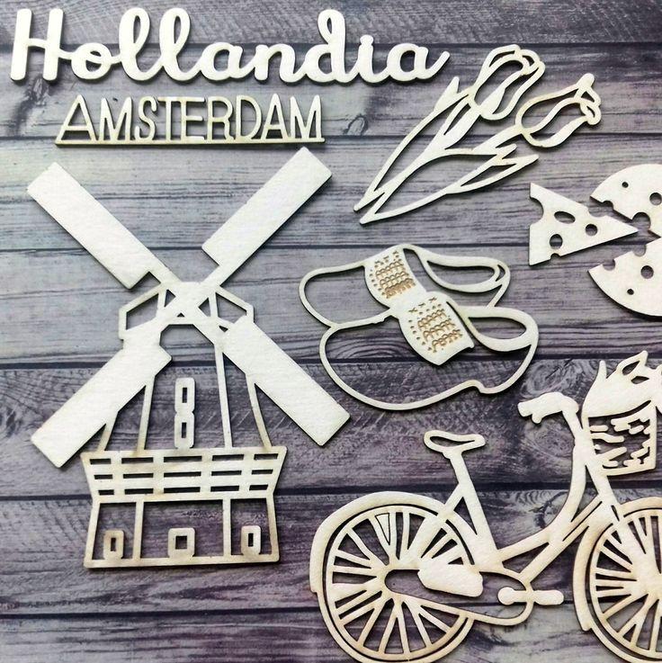 NőiCsizma | Hollandia, maxi- chipboard csomag