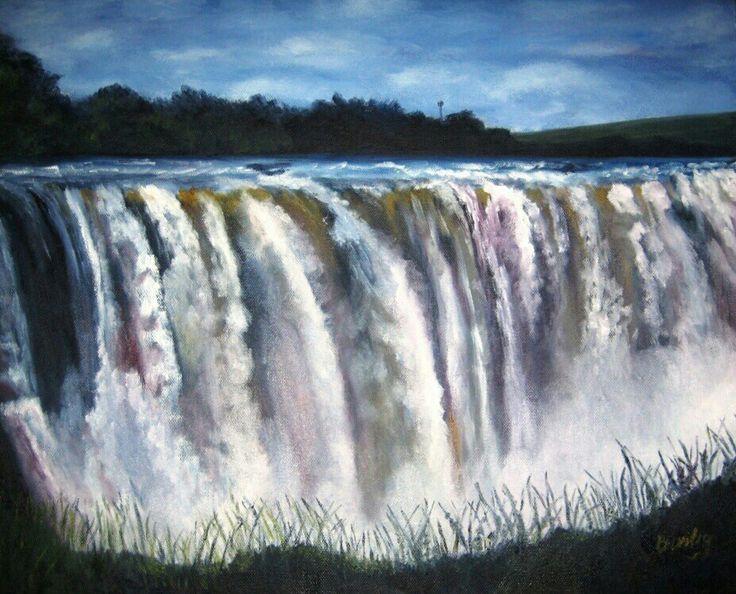 Victoria Falls, 2011