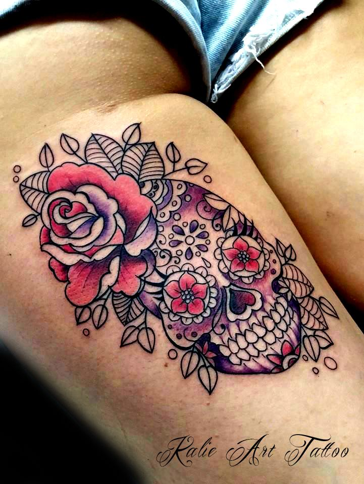 J AI TROUVE MON TATOUEUR Kalie Art Tattoo, Paris 4e