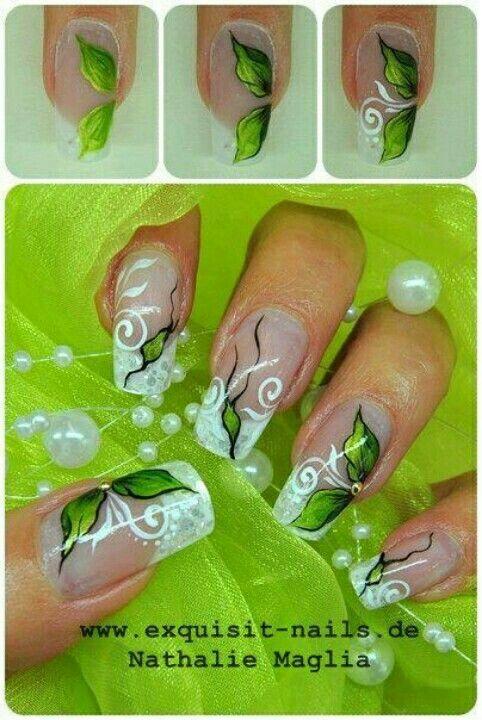 Best 474 νυχια images on Pinterest | Uñas bonitas, Diseño de uñas y ...