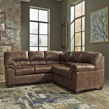 Sectionals Sofas For The Home Jcpenney Faux Leather Sectional