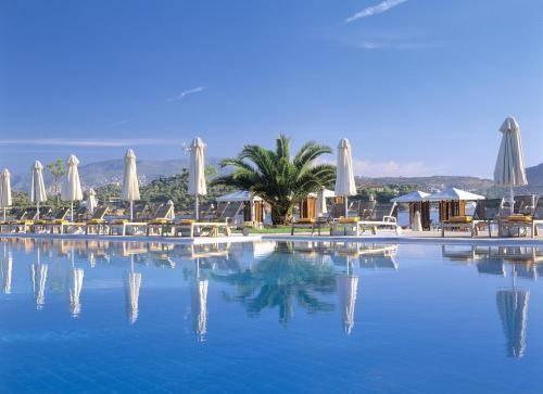The Astir Palace Beach Resort in Vouliagmeni, Athens Greece