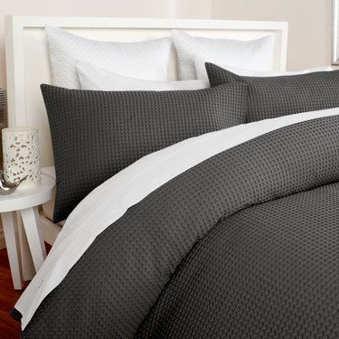KOO Elite Chunky Waffle Quilt Cover Set