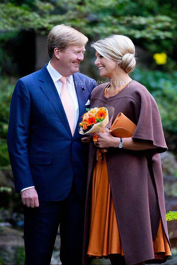 King Willem Alexander &Queen Maxima