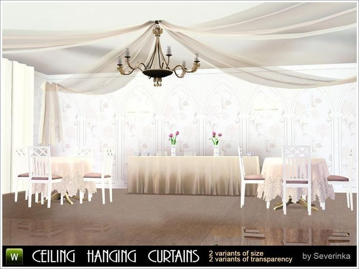 Shinokcr s curtains and canopy s - 96 Best Images About Sims 3 Downloads Clutter Decor On