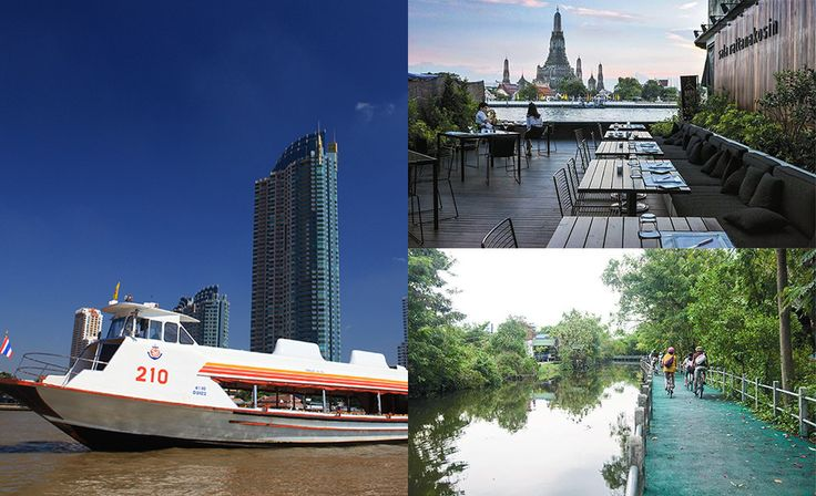 9 things we love about the Chao Phraya River right now