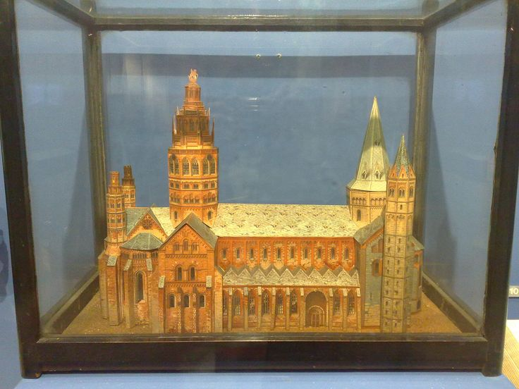 All sizes | IMG517 Actual model church constructed by Joseph Merrick (The Elephant Man), Royal London Hospital Museum | Flickr - Photo Sharing!