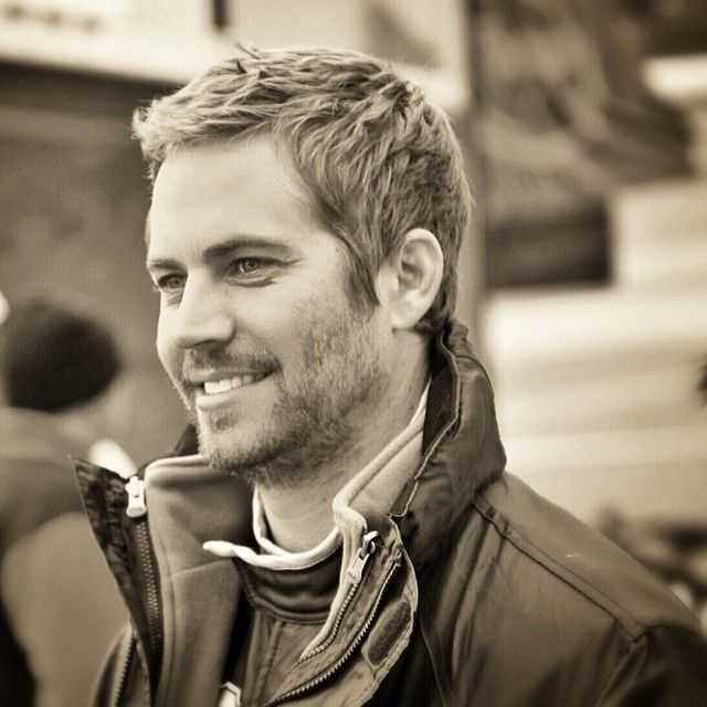 """Paul Walker: """"quick candid shot I took some years back when we were at the Thunderhill event... always either working hard or playing hard... and always a pretty healthy balance between the two I thought... good lead to follow for all of us... hope everyone makes the most of the weekend and enjoys the day... do something for you... do something for others..."""""""
