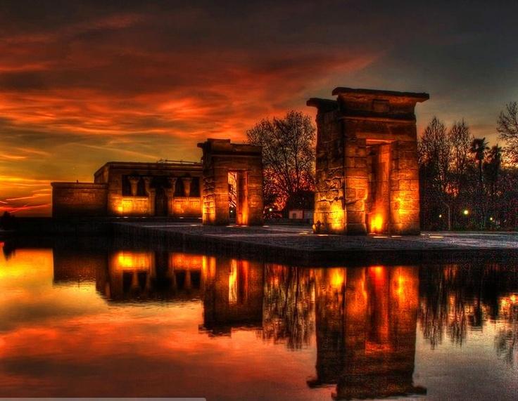 El #Templo II- #Madrid