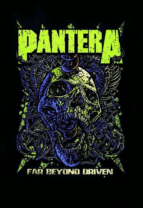 Pantera ~ Far Beyond Driven
