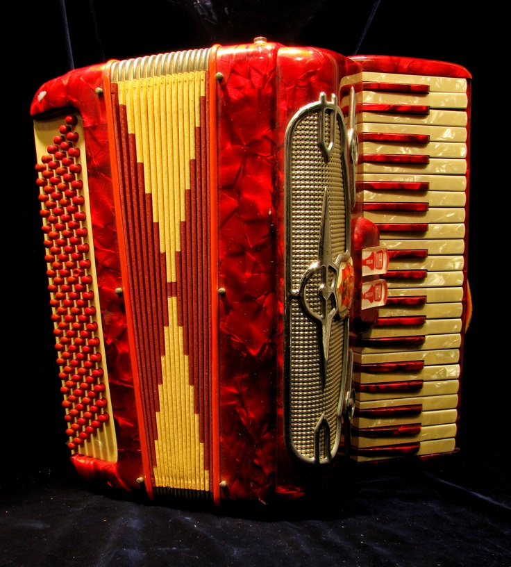 Italian Accordion Player – Jerusalem House