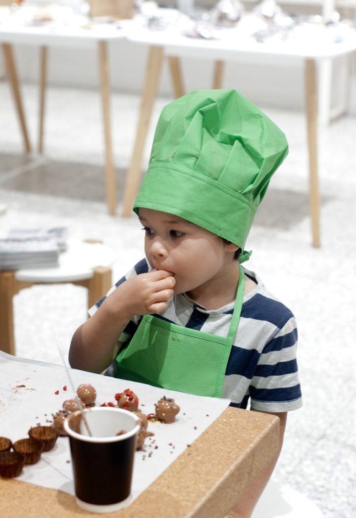 HOT: Sisko Chocolate school holiday workshops, Level 2, Eastland 175 Maroondah Hwy, Ringwood http://tothotornot.com/2017/03/sisko-chocolate/