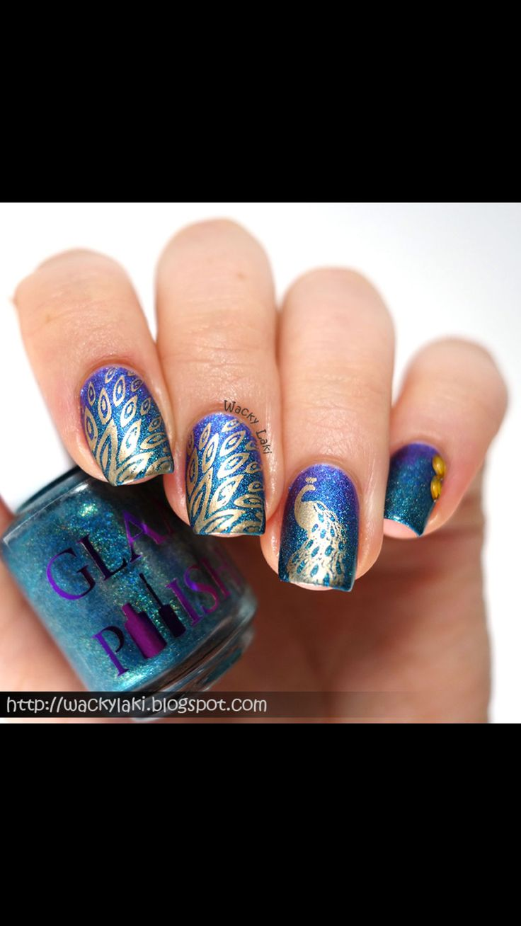 28 best Nails images on Pinterest | Nail stamping, Collection and London