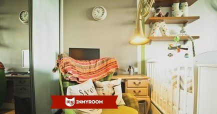 Молодым родителям Кириллу и Юле удалось сделать пространство однушки идеальным для комфортной жизни их семьи. Правильное зонирование, немного творчества и желание жить красиво – их формула успеха