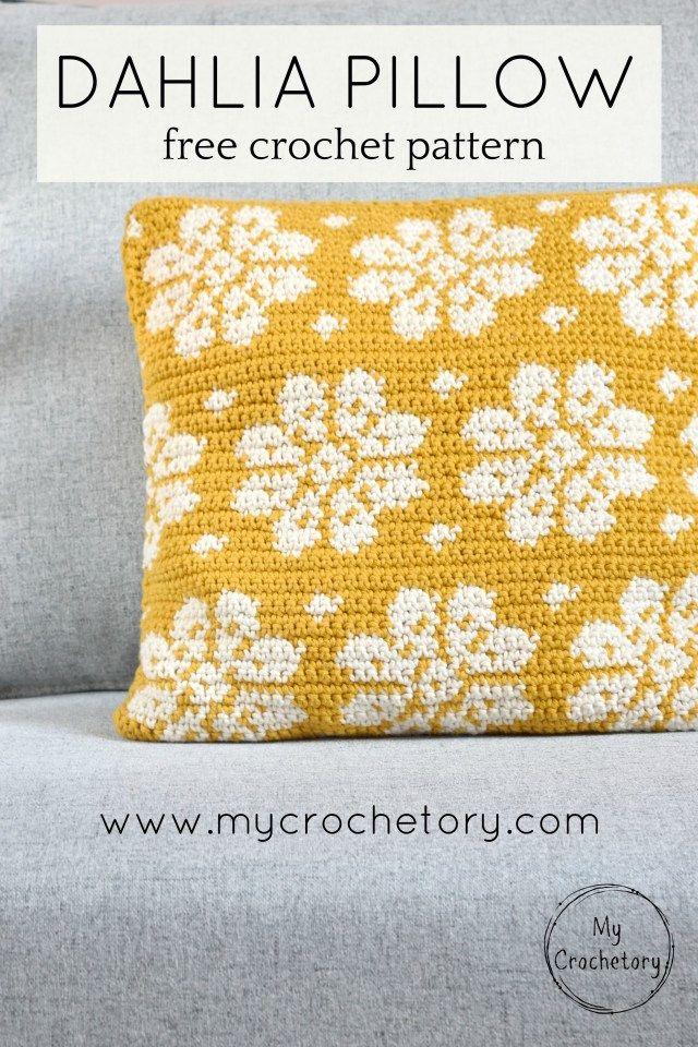 How To Do Intarsia Crochet Free Tutorial For Beginner Crochet