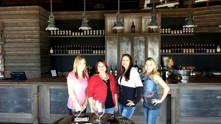 14 hands Winery! In Prosser Washington.